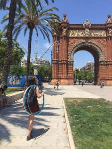Sarah Barcelona TEFL Work CELTA