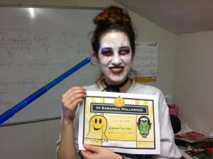 TEFL Barcelona Halloween competition