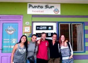 Katie friends TEFL Argentina