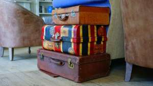 Luggage allowance work overseas