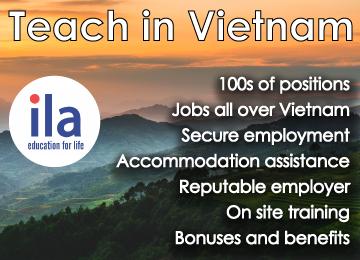 Teach English Vietnam