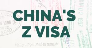 Z Visa China